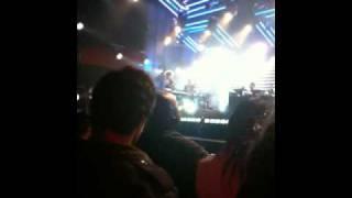 Massive Attack - Teardrop - live on Jimmy Kimmel