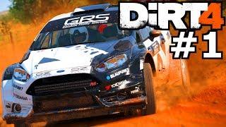 Lets Play DiRT 4 Karriere Deutsch #1 – Der Rally-König ist zurück! |  DIRT 4 PS4 Pro Gameplay German