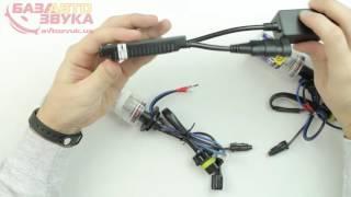 видео лампа ксенон h11