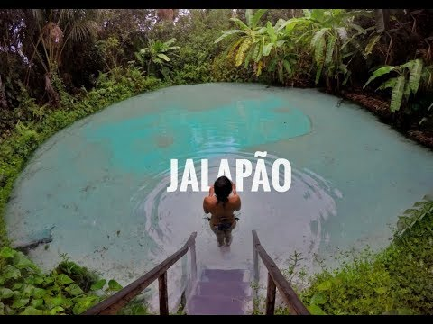 Jalapão, A Hidden Paradise in Brazil   2018   Paraíso em Tocantins   gopro   IndiZil  Brazil