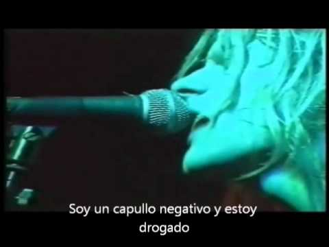 Nirvana - Negative Creep [Subtitulado Español]