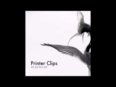 Printer Clips- Vapour Trail