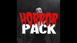 HORROR Pack January 2019 Unboxing!