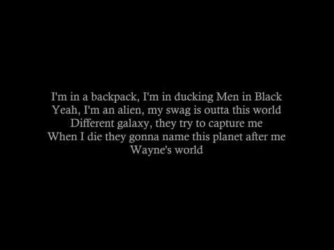 Justin Bieber ft Lil Wayne - Backpack (Lyrics)