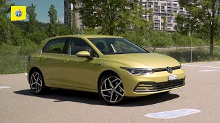 VW Golf 1.5 eTSI - Prove auto
