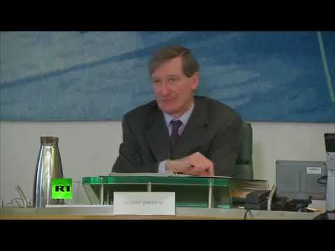 LIVE: Dominic Grieve holds briefing on 2017 terror attacks