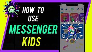 How to Use Messenger Kids screenshot 2