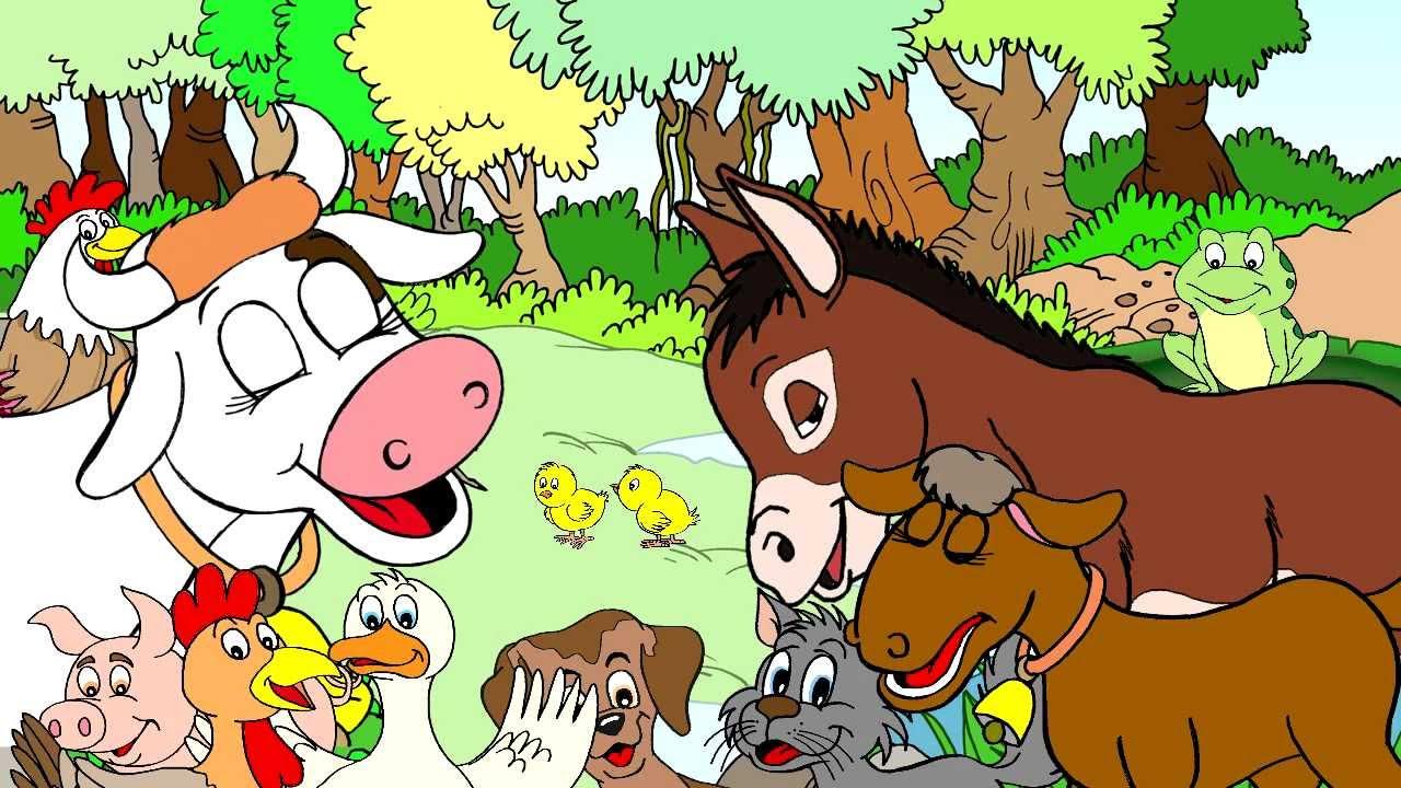 Download AS VOZES DOS BICHINHOS - Vídeo Infantil | Desenho para Crianças