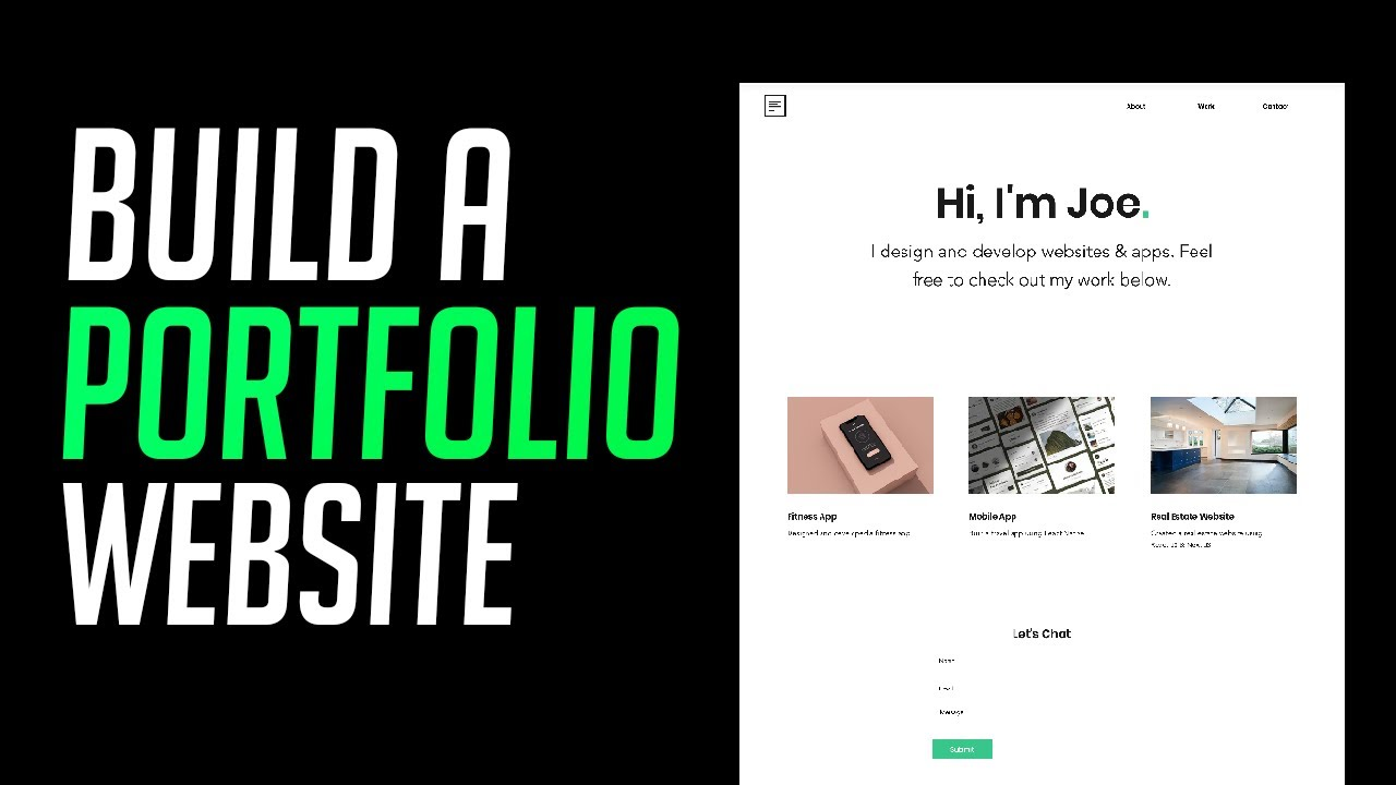 How to Make a Portfolio Website using Editor X Content Manager