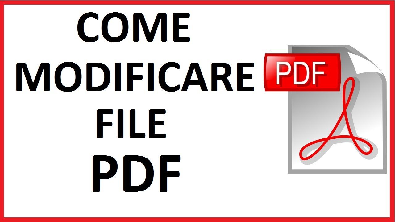 Scaricare documenti in pdf gratis