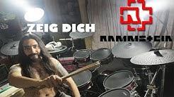 RAMMSTEIN - Zeig Dich - Drum Cover