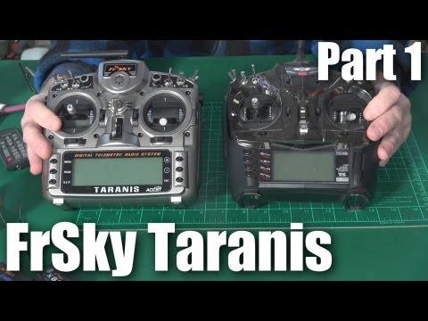 FrSky Taranis Review (part 1)