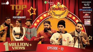 Comedy Champion - Episode 13