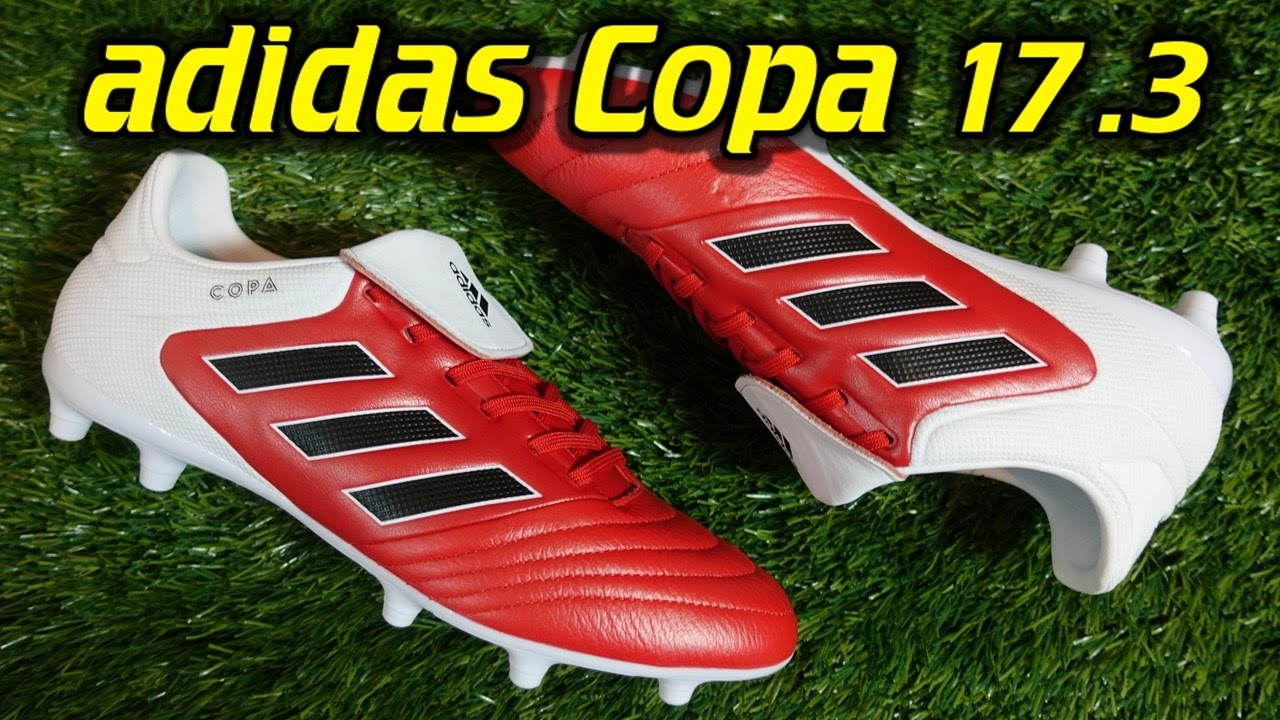 718ecf4612f sweden adidas copa 17.3 red limit pack review on feet ada0b 9a78a