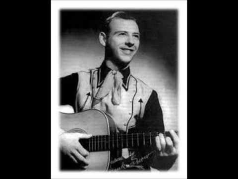 Early Hank Snow - I'll Ride Back To Lonesome Valley (1939).