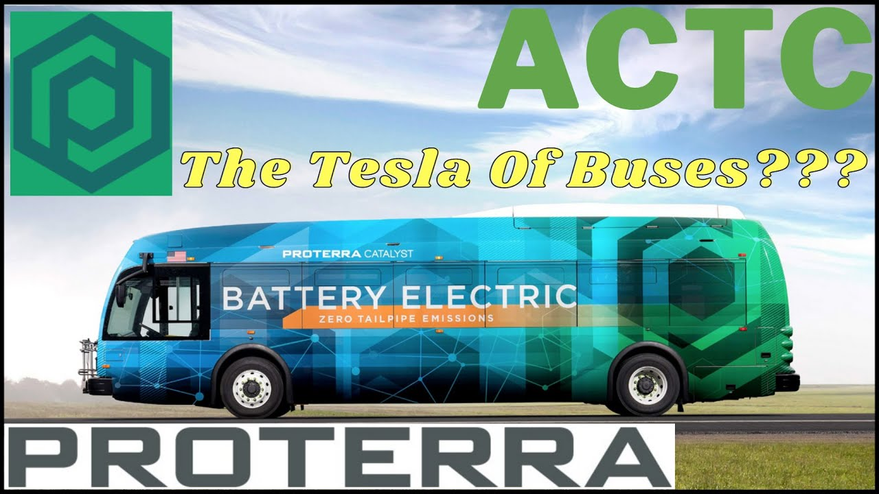 Download Proterra [ACTC] Stock Analysis - Why Its A MUST HAVE In My Portfolio!!! (Ep39)