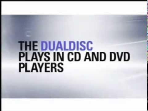 DUALDISC Demonstration DVD