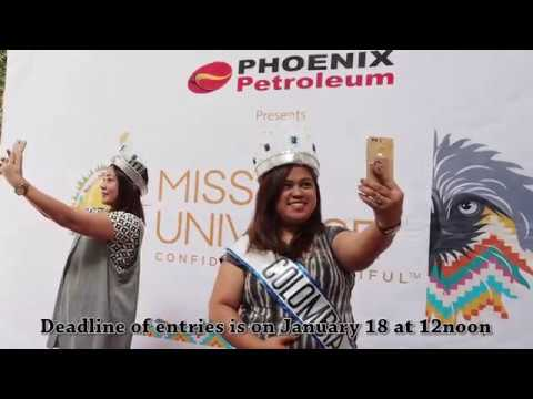 Snap Share & WIN Tickets to the Miss Universe Mindanao Tapestry Fashion Show
