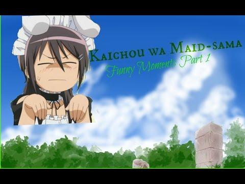 Kaichou wa Maid-sama funny part 1 ▶38:07