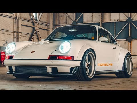 Porsche 911 reimagined by Singer and Williams | Top Gear