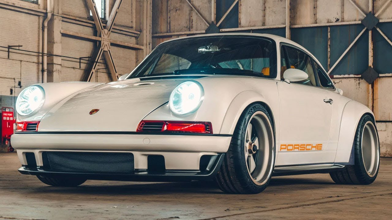 Porsche 911 Reimagined By Singer And Williams