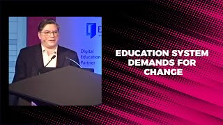 Education system demands for change