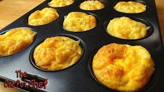 Oven Baked Mini Omelettes - Recipe