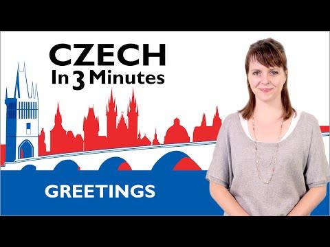 Greeting farewell in czech app2brain czech in 3 minutes greetings m4hsunfo