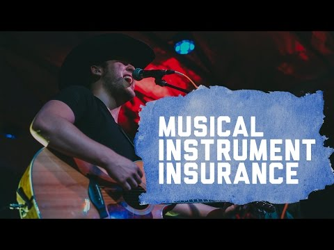 Musical Instrument Insurance | Insurance Video Tip