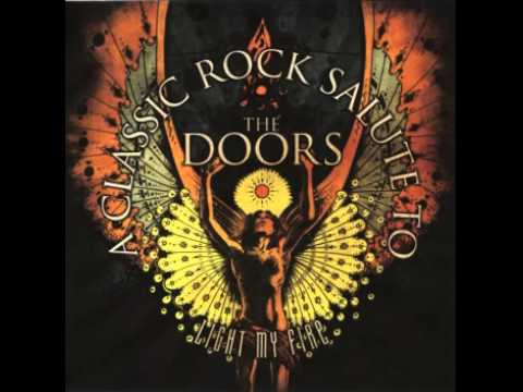 «A Classic Rock Salute To The Doors, LIGHT MY FIRE 2014»