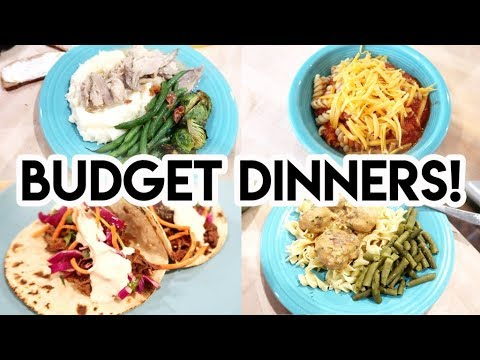 😲-7-budget-friendly-dinners-from-the-pantry!-💵-what's-for-dinner?-🍽-freezer-cooking