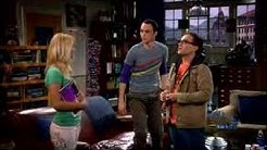 The Big Bang Theory - Sheldon The Germaphobe