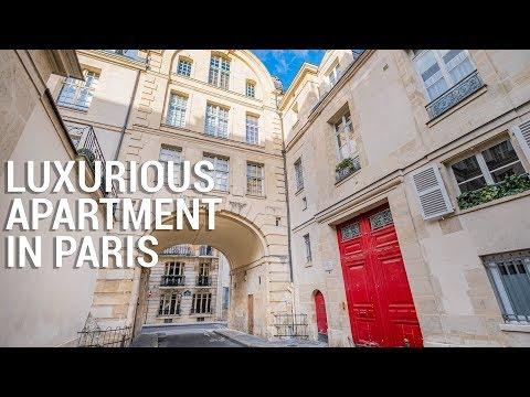 Elegant Parisian Apartment On The Ile St Louis Near Notre Dame - Ref.: P272CCH