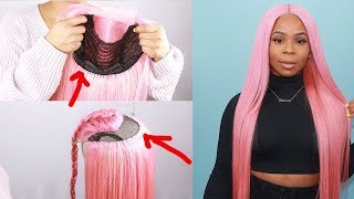 EXTREMELY DETAILED DO'S & DONT's: How to Make A Lace Closure Wig | Diamond Virgin Hair