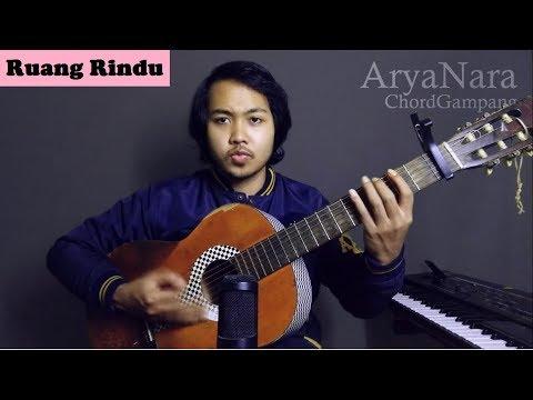 Chord Gampang (Ruang Rindu - Letto) by Arya Nara (Tutorial)