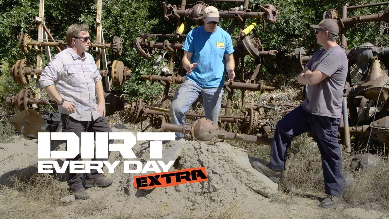 Dana 44s vs  Chevy 10-Bolt Front Axles: Which Is Better? - Dirt Every Day  Extra