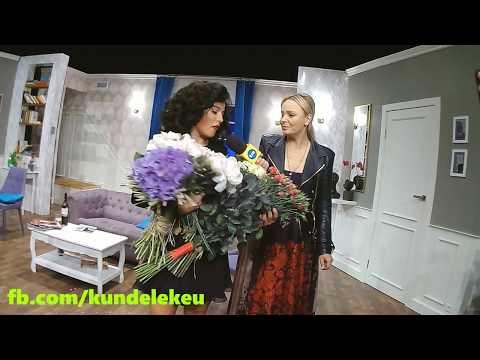 Anna Mucha podczas wywiadu z Agnieszką Jastrzebska  TVN tego nie emituje :