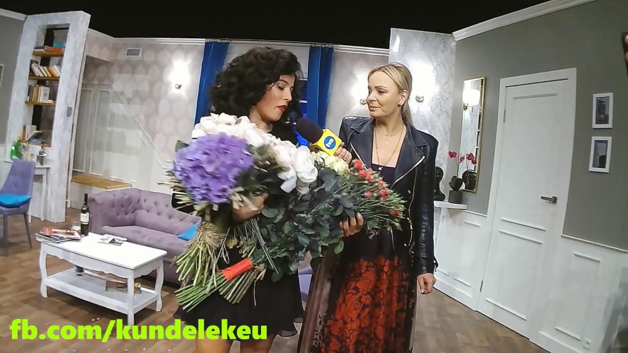 Anna Mucha podczas wywiadu z Agnieszką Jastrzebska - TVN tego nie emituje :) #1