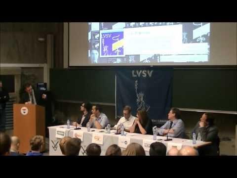 LVSV - GROOT Openingsdebat 2013