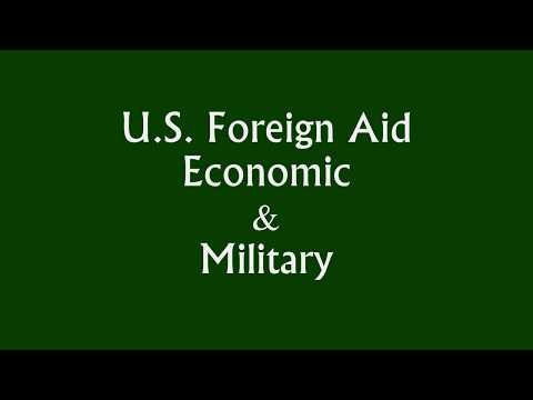 U.S. Foreign   Aid  To Countries / Census Bureau Statistics