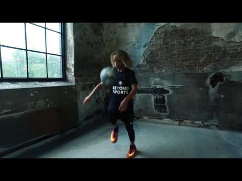 Xavi Simons Beyond Sports promo