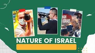 4K Film About The Nature Of  Srael Фильм о природе Израиля סרט על טבע ישראל