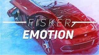 Fisker EMotion Hands On @ CES 2018