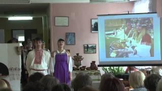"""Музейный урок """"Крестьянская изба - обитель гармонии и счастья"""""""