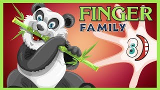 kung fu panda family fingers song for kids