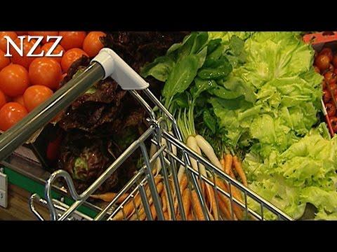 Supermarkt: die umworbene Kundschaft - Dokumentation von NZZ Format (2005)