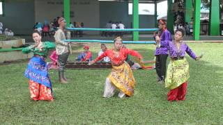 Pangalay Dance in Jolo Sulu