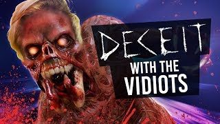 It's like TTT but with Infections! | Deceit w/The Vidiots
