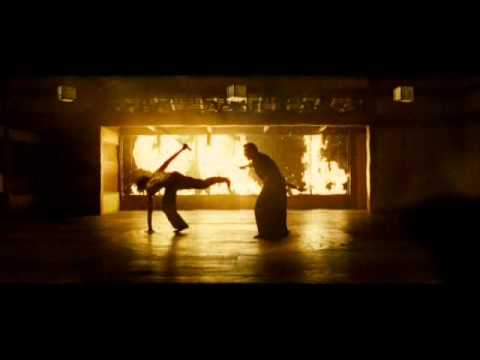 Ninja Assassin - Raizo vs Jefe Ozunu