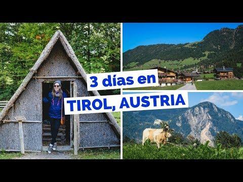 Visitando Alpbachtal en Tirol, Austria | Guía de Viaje y Turismo